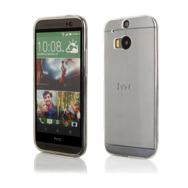 Schutzhülle Transparent HTC One M8